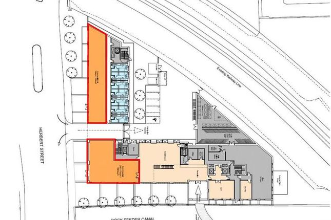 Thumbnail Land to let in Tyndall Street, Cardiff