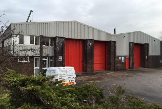 Thumbnail Industrial to let in Unit 14, Walton Industrial Estate, Beacon Road, Stone