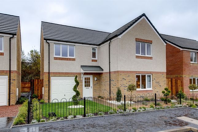"""Thumbnail Detached house for sale in """"The Lismore"""" at Lochview Terrace, Gartcosh, Glasgow"""
