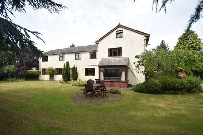 Thumbnail Detached house for sale in Wem Road, Northwood, Wem, Shropshire