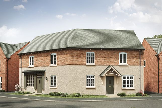 """2 bed semi-detached house for sale in """"The Chester 4th Edition"""" at Harvest Road, Market Harborough LE16"""