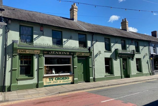Thumbnail Commercial property for sale in Sycamore Street, Newcastle Emlyn