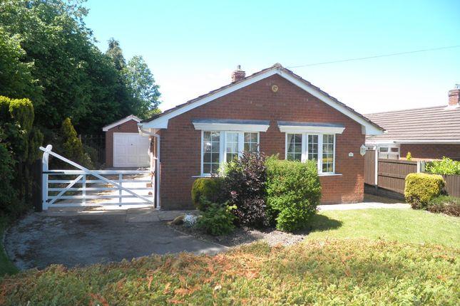 Thumbnail Detached bungalow to rent in Woodlands Drive, Hawarden, Deeside