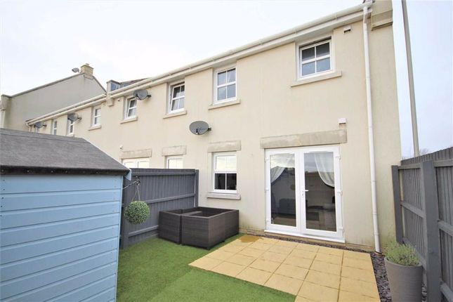 End terrace house for sale in Alm Place, Portland, Dorset