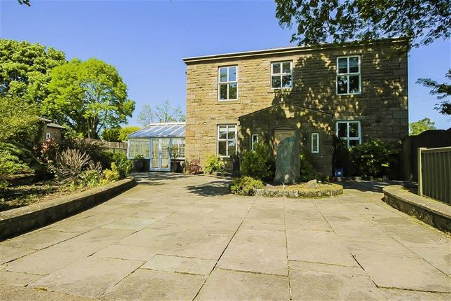 Thumbnail End terrace house for sale in Hill Street, Baxenden, Lancashire