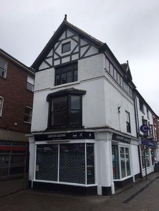 Office to let in Market Street, Ashby-De-La-Zouch
