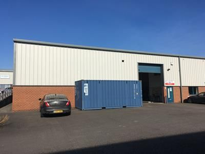 Thumbnail Light industrial to let in Centurion Way, Crusader Park, Warminster, Wiltshire