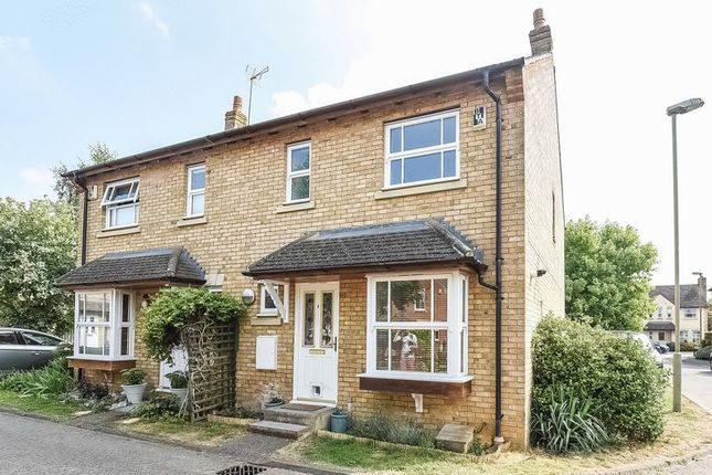 Thumbnail Semi-detached house to rent in Larkspur Square, Bicester