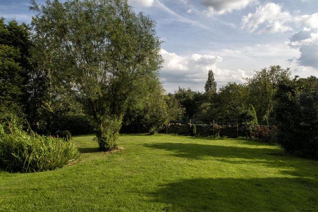 Garden of Burn Road, Birchencliffe, Huddersfield HD2