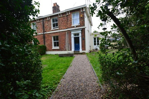 4 bed property to rent in Park Crescent, Sheffield S10