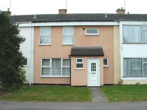Thumbnail Terraced house to rent in Marloes Walk, Sydenham, Leamington Spa