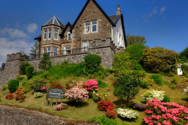 Thumbnail Detached house for sale in Ardconnel Road, Oban