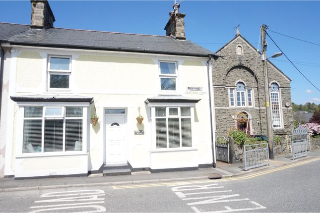 Thumbnail End terrace house for sale in Caer Ffynnon Terrace, Penrhyndeudraeth