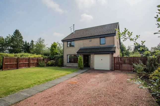 Thumbnail Detached house for sale in 22 Station Rise, Lochwinnoch