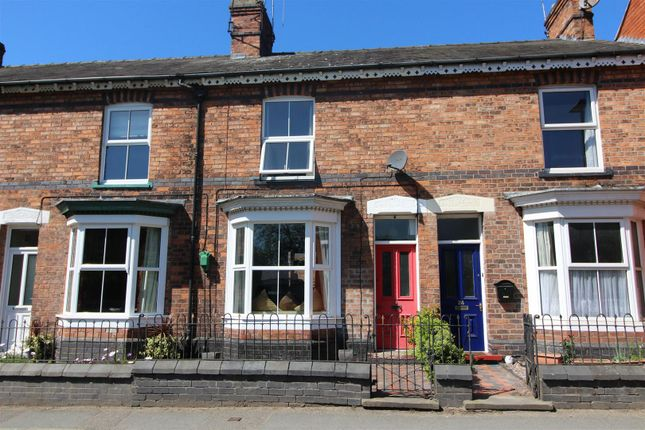 Thumbnail Terraced house for sale in Mill Street, Wem, Shropshire
