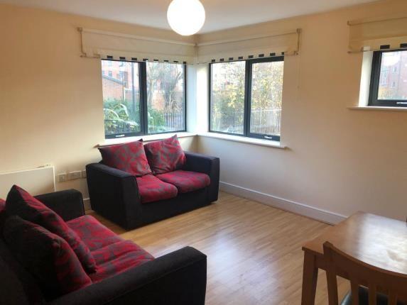 Lounge Area of Centro West, Searl Street, Derby, Derbyshire DE1
