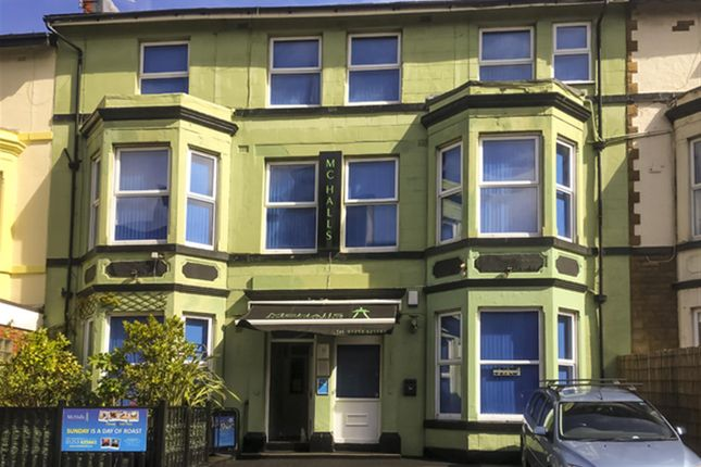 Thumbnail Pub/bar for sale in 23 Bedroom Licenced Hotel, Blackpool FY1, Blackpool