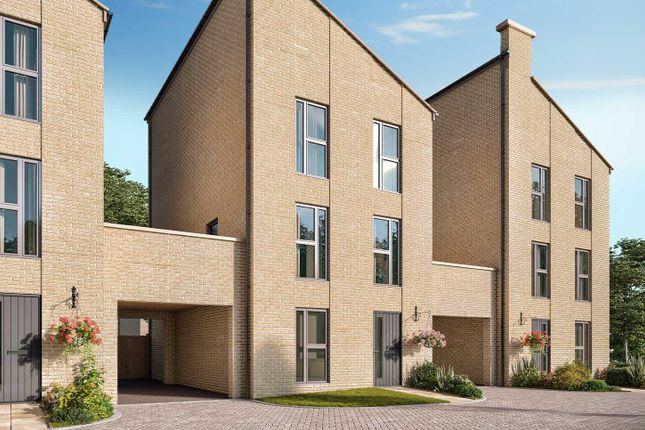 """Thumbnail Link-detached house for sale in """"The Woodhurst"""" at Heron Road, Northstowe, Cambridge"""