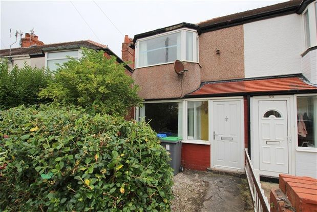 Thumbnail Property for sale in Southbank Avenue, Blackpool