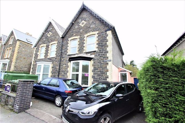 Thumbnail Semi-detached house for sale in Penglais Road, Aberystwyth