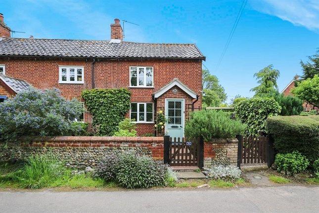 Thumbnail Cottage for sale in Stacksford, Old Buckenham, Attleborough