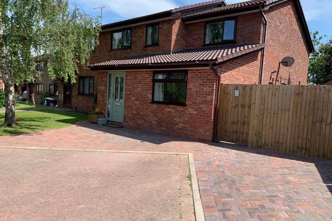 5 bed semi-detached house for sale in Byron Close, Blacon, Chester CH1