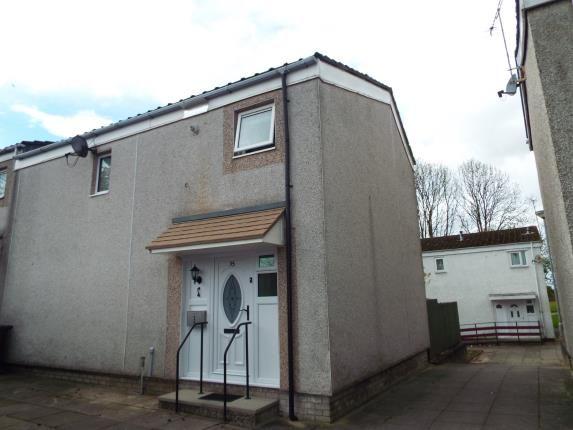 Thumbnail End terrace house for sale in Fairhaven, Skelmersdale, Lancashire