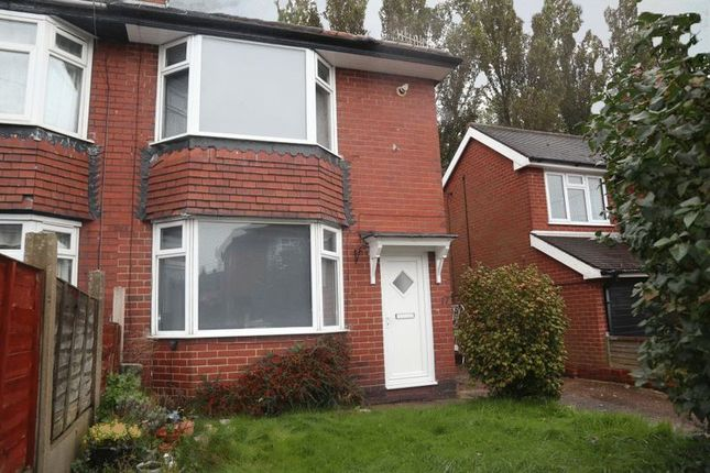 Thumbnail Semi-detached house to rent in Springfield Crescent, Blurton, Stoke-On-Trent, Staffordshire