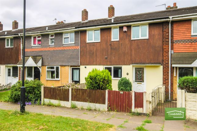 Thumbnail Terraced house for sale in Hadley Way, Beechdale