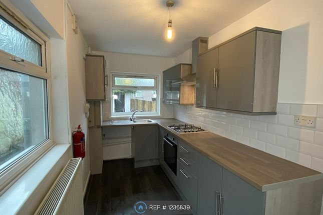 Thumbnail Terraced house to rent in Bruce Street, Mountain Ash