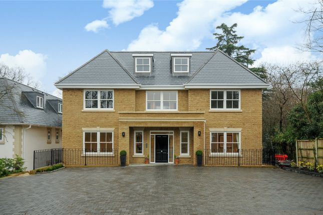 Thumbnail Flat for sale in Flat 4, 91 Ducks Hill Road, Northwood, Middlesex
