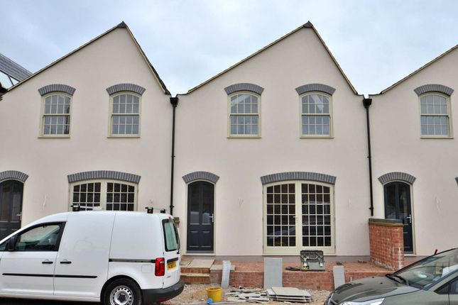 Thumbnail Terraced house to rent in Old Mustard Mews, Newport Pagnell