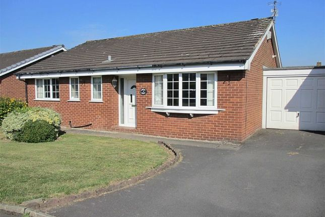 Thumbnail Detached bungalow to rent in Briar Croft, Longton, Preston