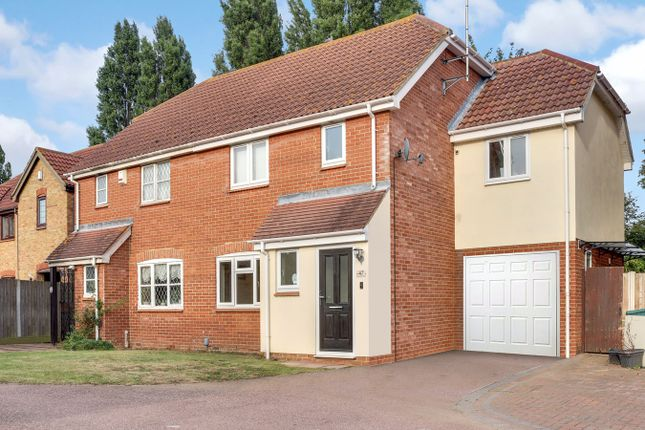 4 bed semi-detached house for sale in Shillingstone, Shoeburyness SS3