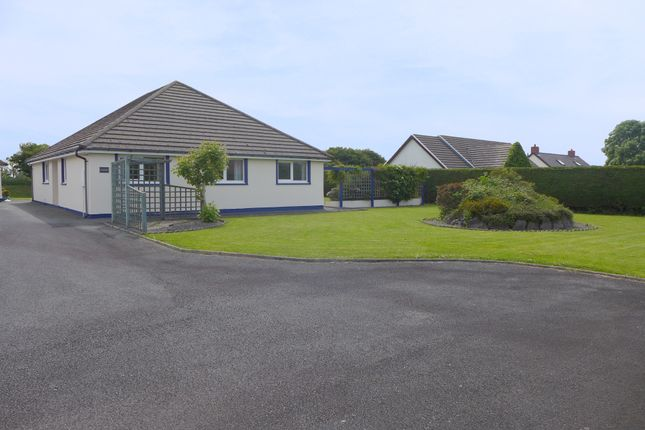Thumbnail Detached bungalow for sale in Plumtree Drive, Camrose, Haverfordwest