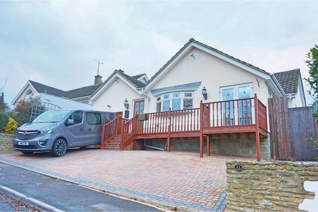 Thumbnail Detached bungalow for sale in Honeyhill, Royal Wootton Bassett
