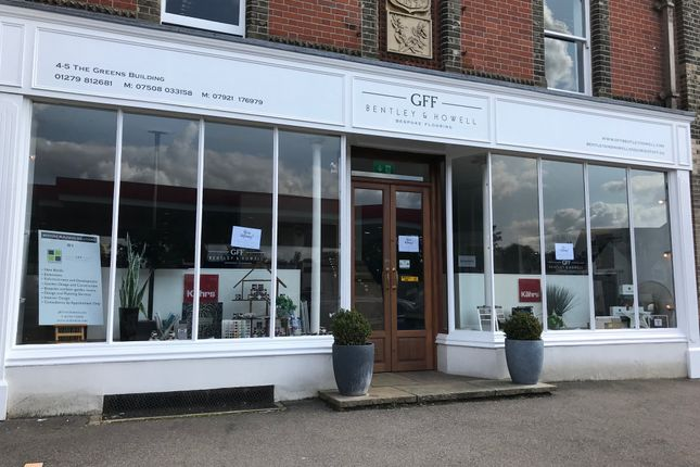 Thumbnail Retail premises to let in Cambridge Road, Stansted
