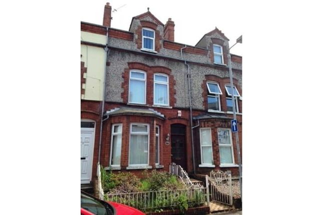 Thumbnail Terraced house to rent in Stranmillis Street, Belfast