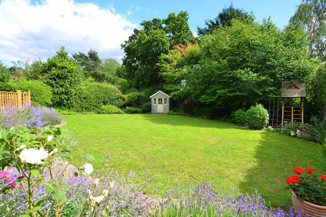 Garden of Cobham Way, East Horsley KT24