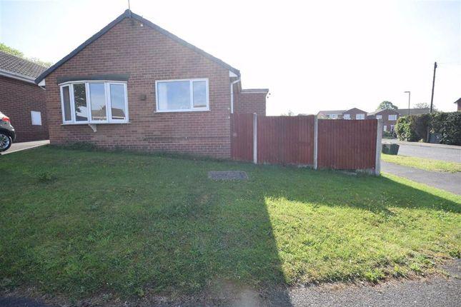 Thumbnail Detached bungalow for sale in Holbrook View, Kilburn, Belper
