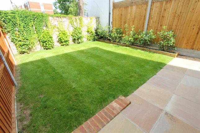 Garden B of Manor Road, Wallington SM6