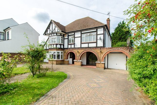 Thumbnail Detached house for sale in Singlewell Road, Gravesend