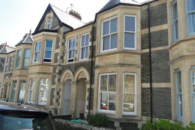 Thumbnail Terraced house to rent in Hamilton Street, Pontcanna, Cardiff, South Glamorgan