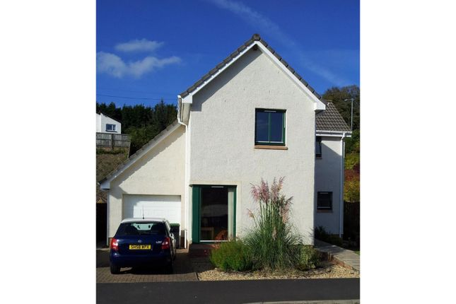 Thumbnail Detached house for sale in Netherbank, Galashiels