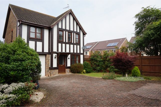 Thumbnail Detached house for sale in Foxbridge Drive, Hunston