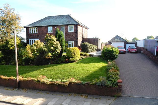Thumbnail Detached house for sale in Bury & Rochdale Old Road, Bury