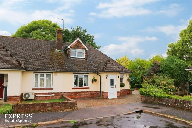 Thumbnail Semi-detached bungalow for sale in Raven Road, Hook, Hampshire