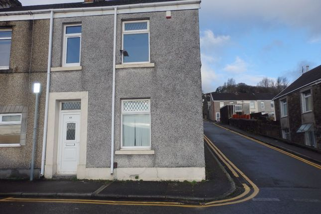 Thumbnail Terraced house to rent in Bartley Terrace, Plasmarl, Swansea