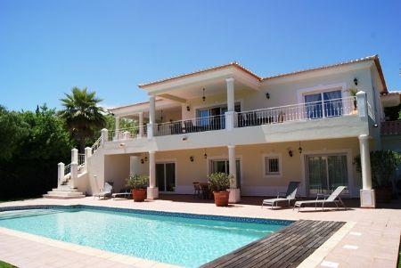Image 5 6 Bedroom Villa - Western Algarve, Praia Da Luz (Gv368)
