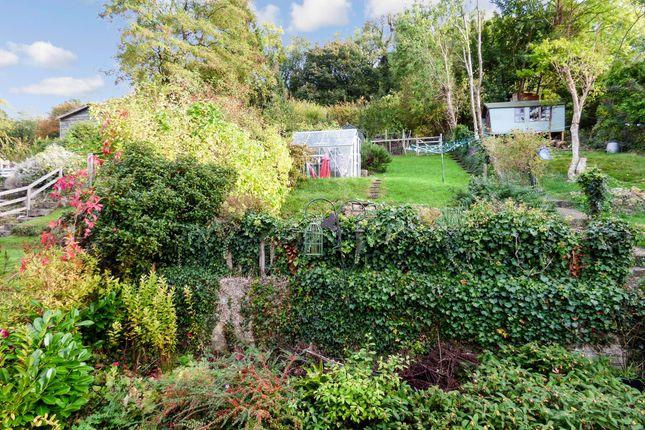 Rear Garden of St. Georges Hill, Bathampton, Bath BA2